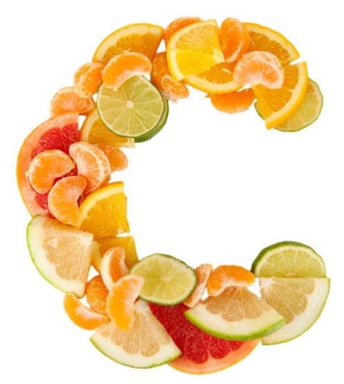фрукты содержащие витамин С