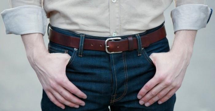 Мужские ремни. Как выбрать  Как носить  - BLOGINI 1c8c460333130