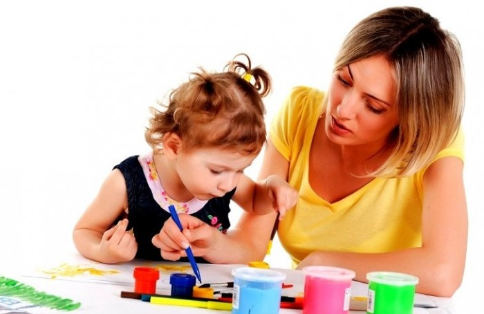 Мать и талантливый ребенок