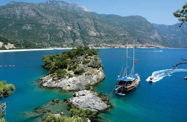 отдых в мае на Эгейском море